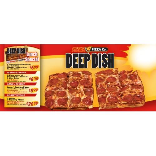 Medium Crop Of 5 Dollar Pizza