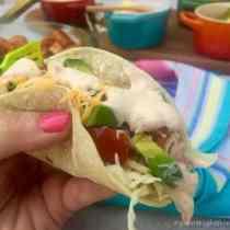 Cajun Shrimp Tacos 3