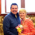 A suprise wedding anniversary in Tomdoun