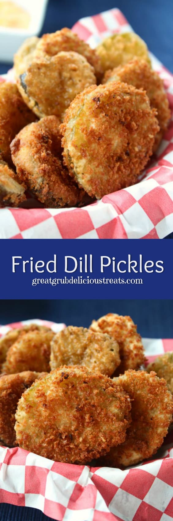 Fried Dill Pickles - Great Grub, Delicious Treats