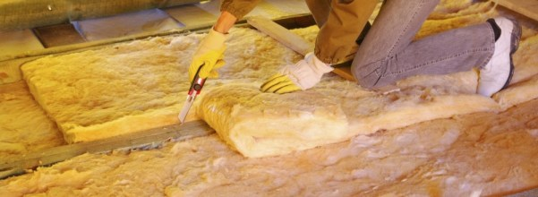 Expanding Foam Insulation - a little goes a lot of places