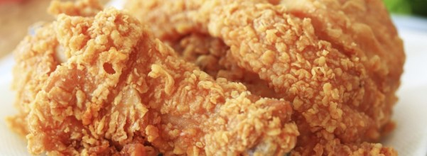 Oven Fried Chicken - Southern Charm - Oh Man!