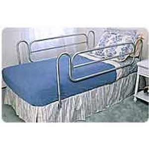 Carex Health Brands Home-Style Bed Rail 58-1/2