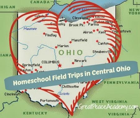 Central Ohio Homeschool Field Trip Options