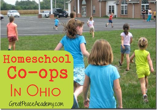Homeschool Co-ops in Ohio