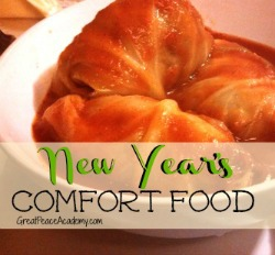 New Year's Comfort Food 2
