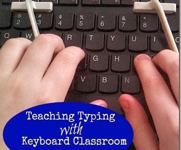 Teaching Keyboarding Skills