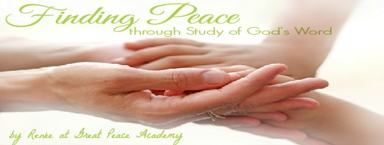 Finding peace through study of God's Word | Great Peace Academy