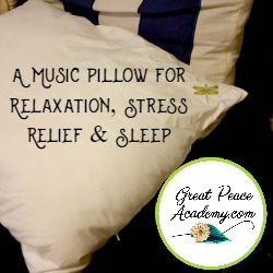 How to Solve Sleep Problems with a Music Pillow