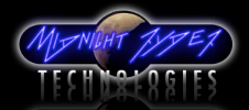 Midnight Ryder Technologies Logo