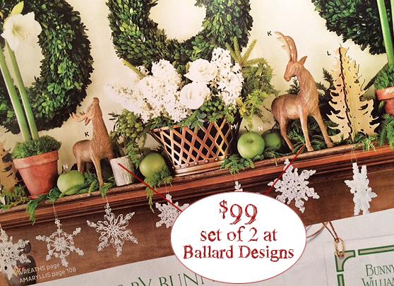 ballard reindeer type