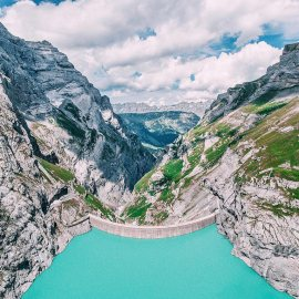 Excursion: Glarus valley, Limmern pump & Swiss alpine hut, 21-22 July