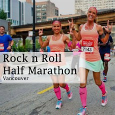 Rock n' Roll Half Marathon 2016