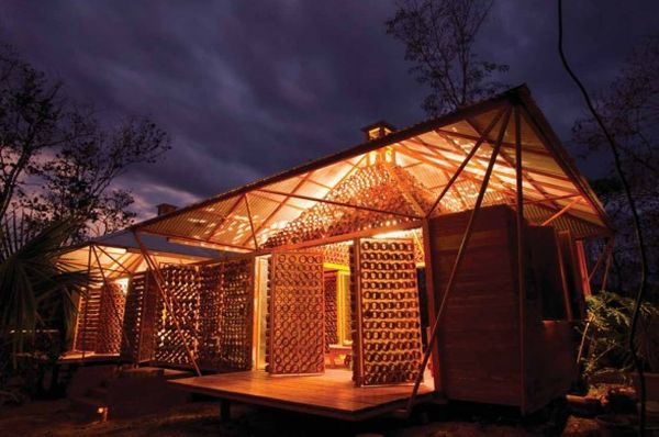Bamboo House in Guanacaste