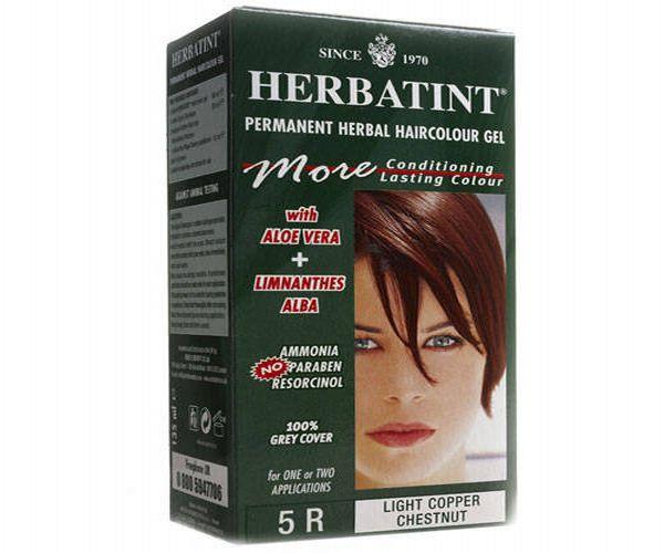 Herbatint Permanent Light blonde