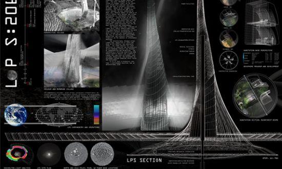 lunar solar power system 5