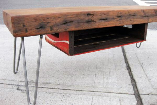 Reclaimed Wood Desks