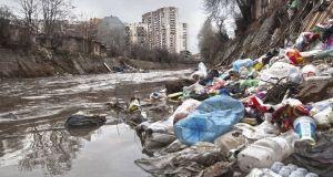 illegal  landfill