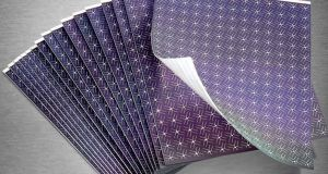 Printed Solar Panels