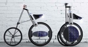 Solar Bike by Juyoung Na