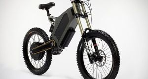 Bomber by Stealth Electric Bikes