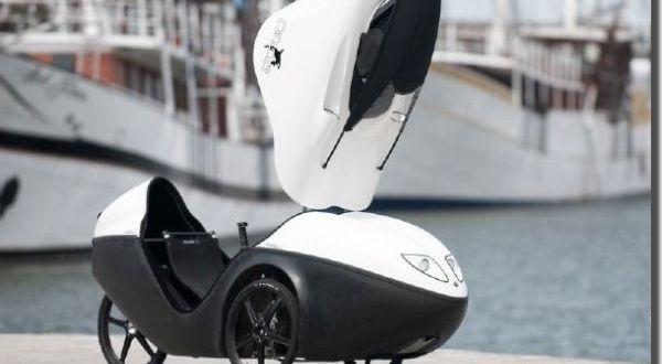 Orca velomobile