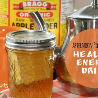 Healthy Energy Drink Recipe