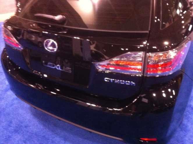 Lexus Hybrid CT200H