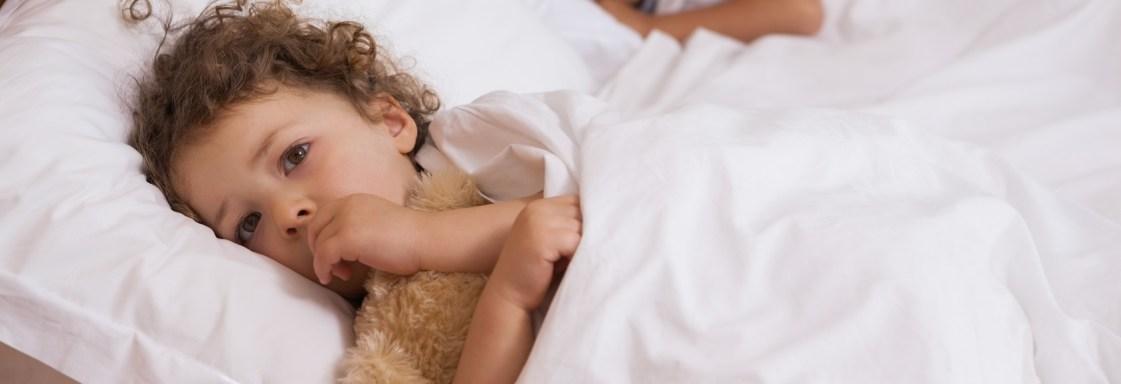 Schlafen im Geschwisterbett