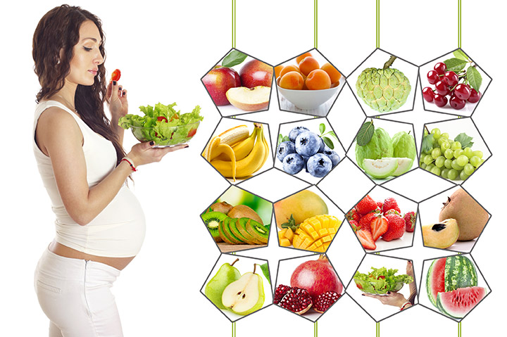 Delicious healthy foods for pregnant mothers