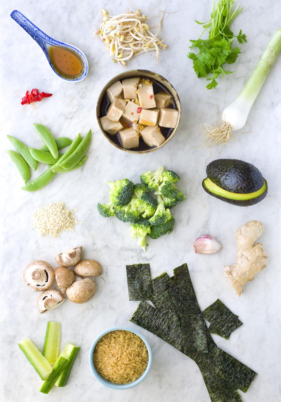 Green Kitchen Stories 187 Green Sushi Salad