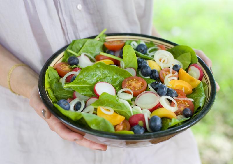 Blueberry_salad