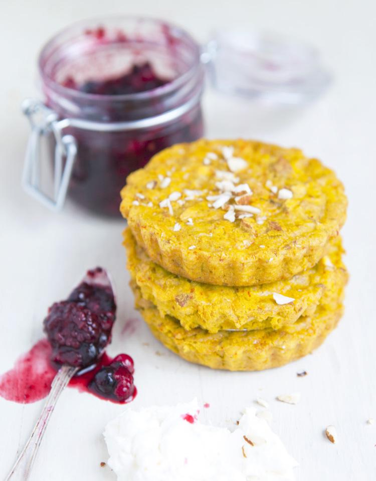 Saffron_pancake