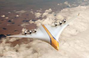 aereo del futuro