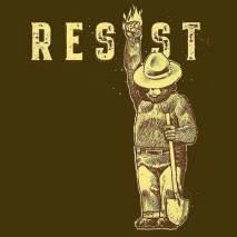 Smokey the Bear Resists