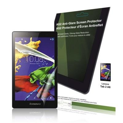 AG2 Anti-Glare Screen Protector for Lenovo Tab 2 A8