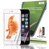 AG2 Anti-Glare Screen Protector for Apple iPhone 6S Plus and iPhone 6 Plus