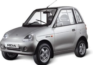 reva 300x211 Reva Electric Car Company Plans New Model This Year
