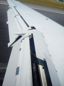 aircraft wing 225x300 Helmholtz Principle Based Innovation Reduces Aircraft Consumption by 20%