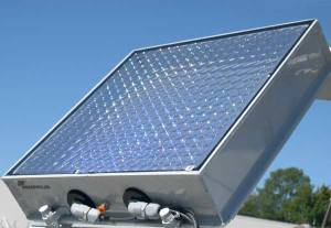 semprius x600 300x207 Semprius's Micrometric Solar Cells Efficient in Concentrated Photovoltaic Systems