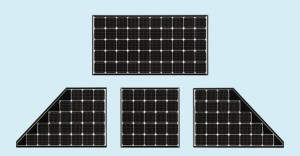 2 300x156 Mitsubishi Electric's New PV Cell Module has an Output of 200W
