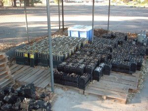 battery recycling 300x225 Toyota Setting Up Recycling Facilities For Old Nickel Metal Batteries From Old Hybrids