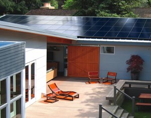SunPower solar panels 300x235 Overwhelmed by Demand, SunPower Increases Solar Cells Production