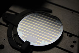 solar junction wafer Solar Junction Sets New Efficiency Record for Concentrated Photovoltaics: 43.5%