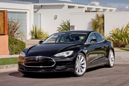 Tesla S Tesla Pre Sold All 2012 Model S Production, Musk Says