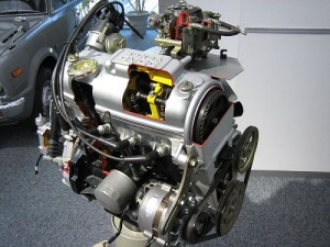 Honda CVCC Engine