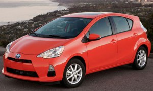 2012 Toyota Prius C 300x179 2012 Prius C Rated Most Reliable Vehicle