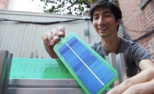 """shawn frayne 300x183 """"Pocket Solar Factory"""" Could Reduce Small Scale Solar Panel Prices"""