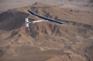 solar impulse 300x199 Solar Powered Airplane Will Fly Across the U.S. In 2013