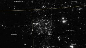 norrrth dakota natural gas wells 300x168 North Dakota Light Pollution Seen From Space UPDATED
